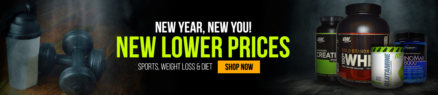 Sports Special - New Lower Prices!  IHERB COUPON